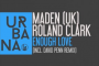Maden (UK) collaborates with House hero Roland Clark